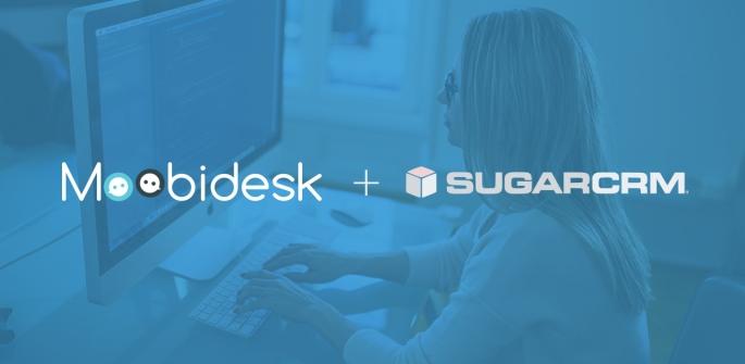 Moobidesk and SugarCRM Integration